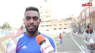 أحمد الميرغني: إبراهيم سعيد رجعني من الاعتزال ومحدش هيقدر يبطلني كورة (اتفرج)