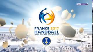 Qatar Egypt Handball WC 2017 Катар Египет Гандбол ЧМ