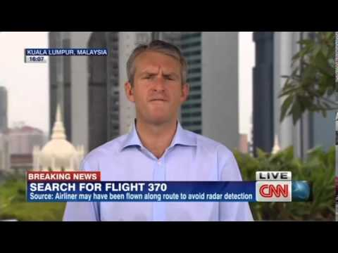 CNN Breaking News Malaysia Airlines Flight 370 6th of April