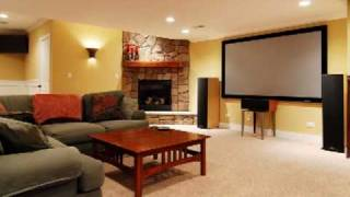 Home Installation Professionals Basement Design And Build Gurnee.wmv