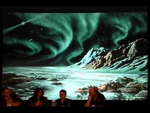 Artists Imaging Exoworlds-Getting It Right (SETI Con 2)
