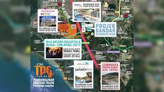Taman Bentara 7 oleh Raya Baiduri di Jalan Merbok, Telong Panglima Garang