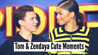 Tom Holland & Zendaya | Cute Moments