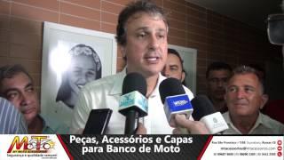 Governador confirma que Mauro Filho negocia detalhes finais para construção do Hospital e de outras