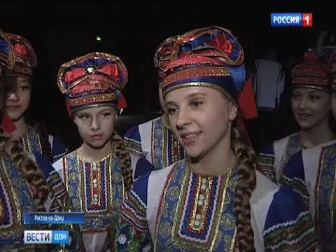 В Ростове завершился второй конкурсный день  Дельфийских игр