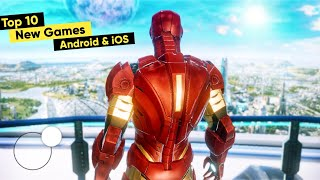Top 10 New Gaṁes for Android & iOS of July 2021 (Offline/Online) | New Android Games # 7