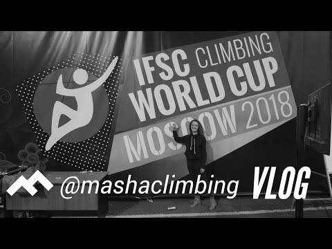 IFSC Climbing Worldcup - Moscow (RUS) 2018 - Bouldering Finals Compilation - VLOG