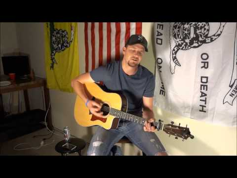 Lonely Eyes - Chris Young Cover by Bryce Wujek
