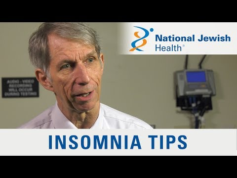 Tips to Stop Insomnia and Get Back to Sleep