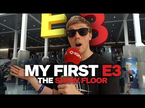 My First E3: Exploring the Show Floor