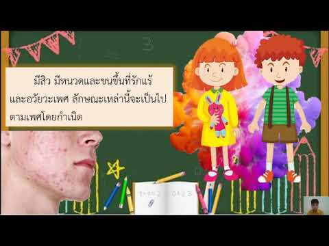 15/07/2563 ป.4 วิชาสุขศึกษา เรื่อง การเจริญเติบโต และพัฒนาการที่เหมาะสมตามวัย