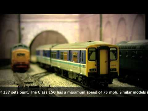 oorail.com | Bachmann Class 150/2 DMU in OO Gauge Review