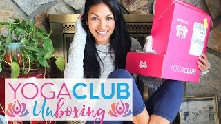 YogaClub Try-On + UNBOXING!!