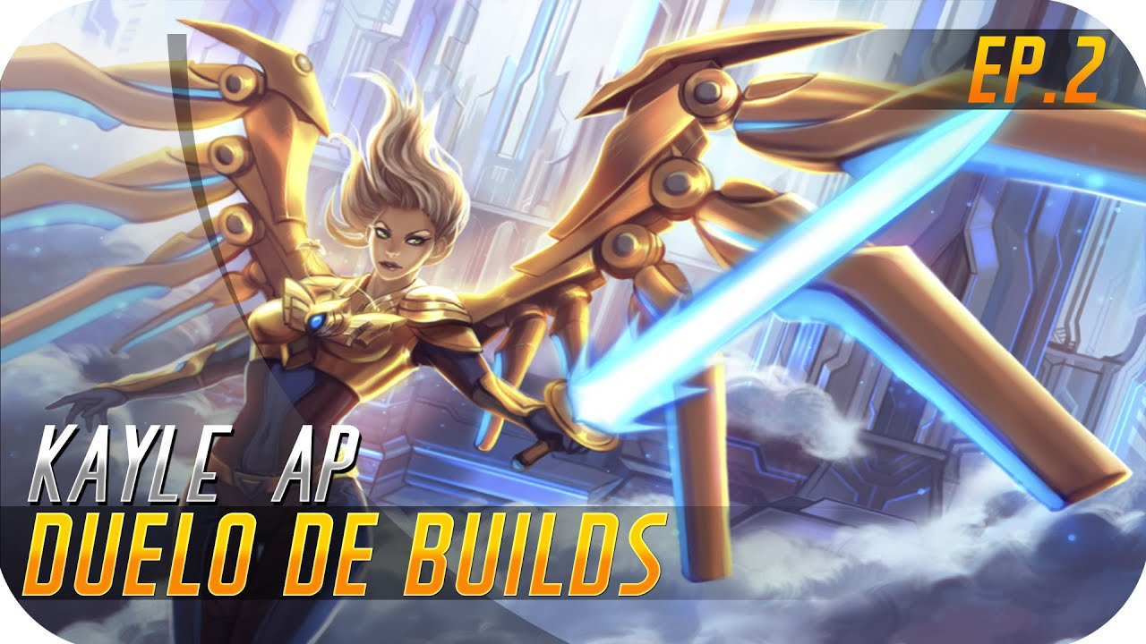 how to build kayle s6