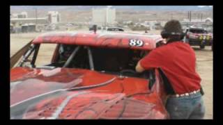SCORE 2010 Laughlin Desert Challenge RUSTY STEVENS Trophy Truck #89   Racing Race
