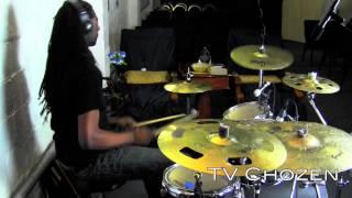 Lecrae: Go Hard (ThaChozenOne Drum Cover)