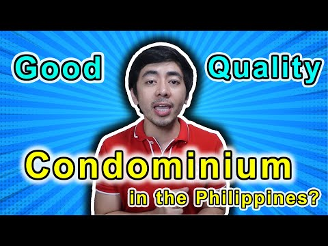 How To Choose Good Quality Condo Unit In Philippines (DMCI Homes Quality Seal)