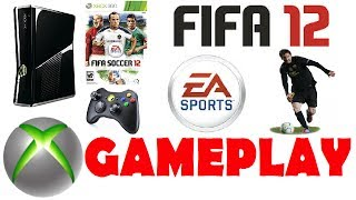 Gameplay FIFA Soccer 12 Xbox 360