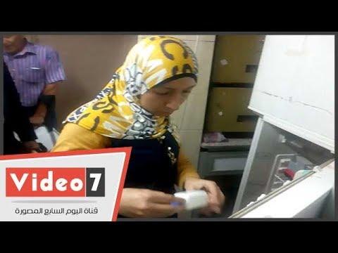 الأجهزة الأمنية تعدم أدوية فاسدة بمستشفى خاص بالمهندسين  - 16:22-2017 / 9 / 19