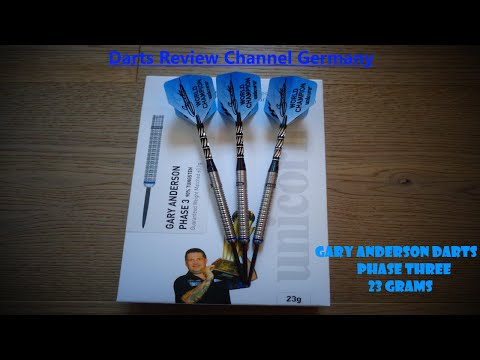 Darts Review Gary