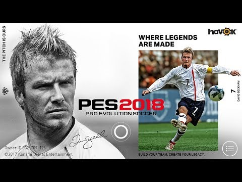 Pes 2018 Pro Evolution Soccer Android Gameplay #84