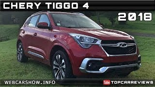 2018 CHERY TIGGO 4 Review Rendered Price Specs Release Date