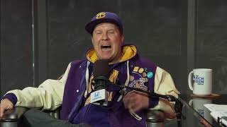 Vikings Superfan Nick Swardson Explains His Deep, Deep, DEEP Packers Hatred | The Rich Eisen Show