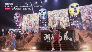 湘南乃風が2016年に全国6都市10公演のアリーナツアー『宴 〜俺たちと一...