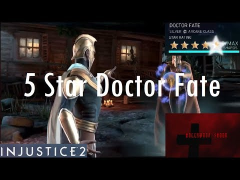 Injustuce 2 iOS - 5 Star Doctor Fate