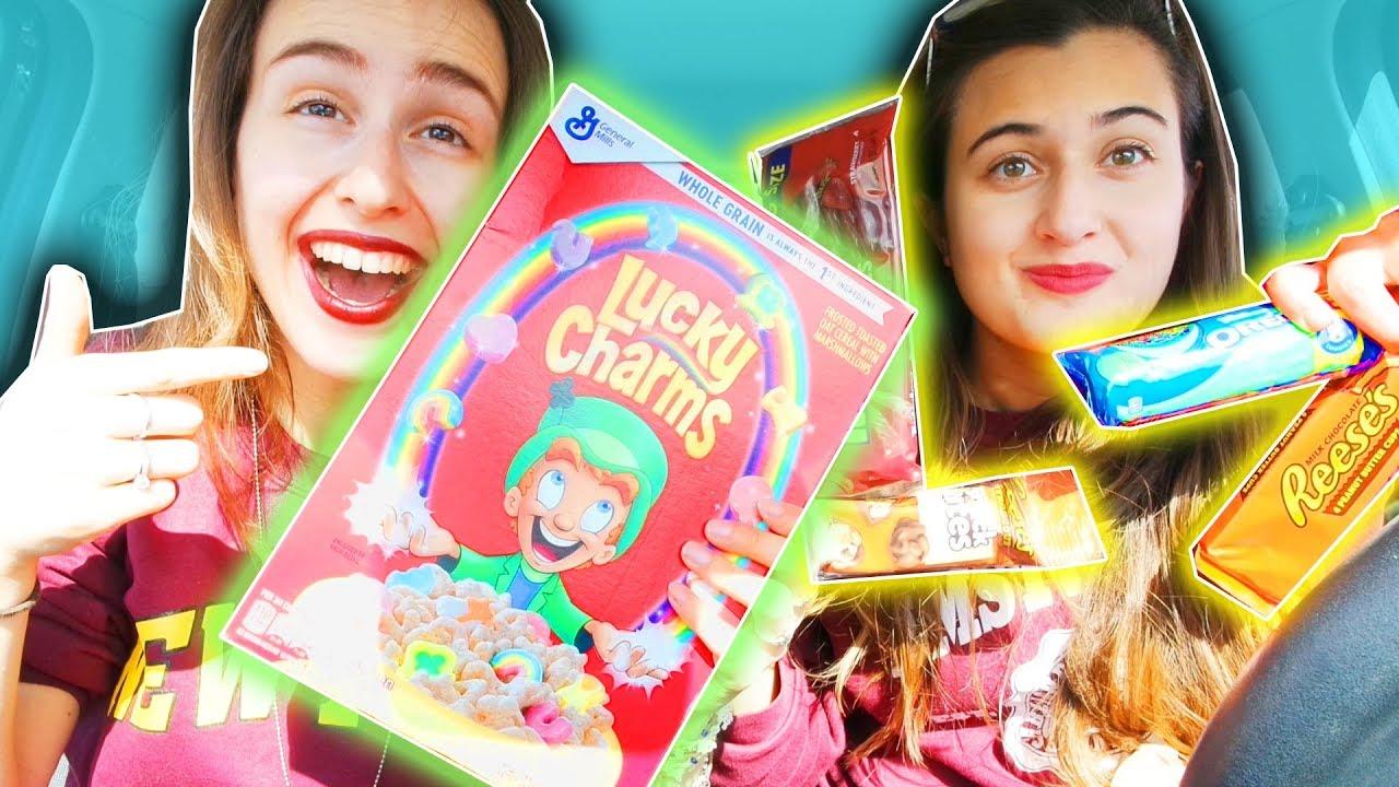 Assaggiamo Snack Americani Usa Youtube