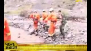 CQTV:宁夏石嘴山突发山洪致6人死亡