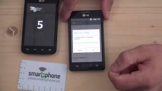 Видео сравнения 2 телефонов LG Optimus L4 II E440 и Dual E445(Видео обзоры телефонов компании LG.Полны обзоры характеристик и внешнего вида смартфонов LG. Их преимуществ..., 2014-04-01T16:04:01.000Z)