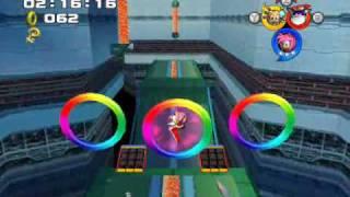 Sonic Heroes - Part 38: (Team Rose)03~Grand Metropolis/Bonus 2