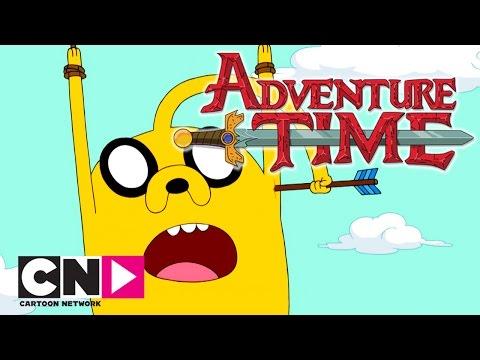 Adventure Time | The Power Of Money | Cartoon Network