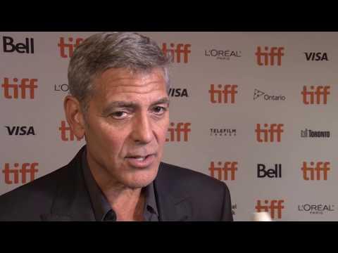 Suburbicon: George Clooney Exclusive Interview TIFF 2017