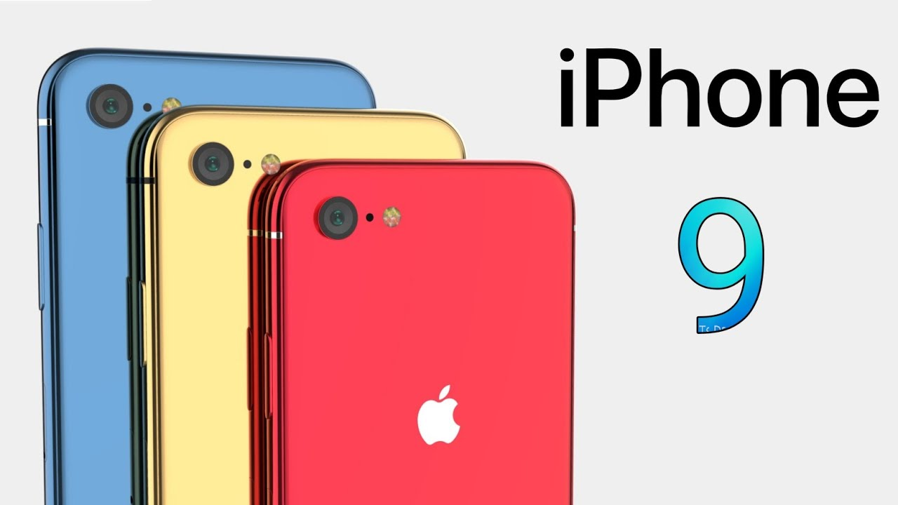 iPhone 9 (2020) Trailer Concept introduction