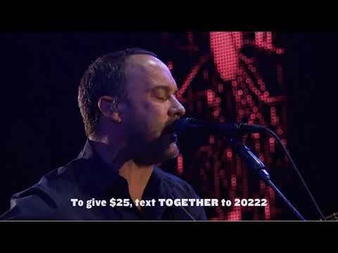 Dave Matthews & Tim Reynolds  Band Together Bay Area  AT&T Park 119 17