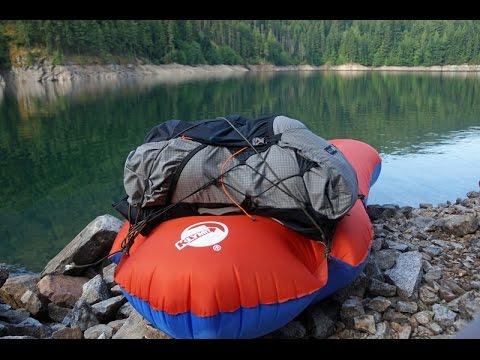 Ross Lake Backpacking / Packrafting Trip - Part 1