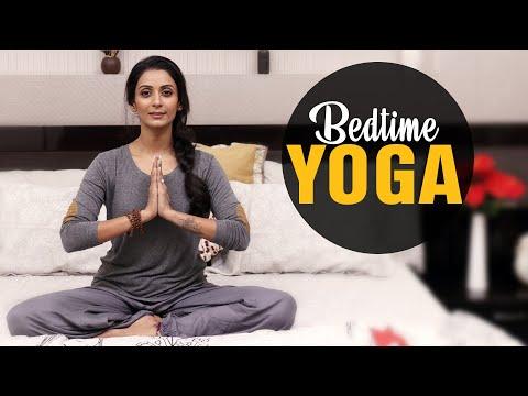 7-Minute Yoga for Better Sleep | Fit Tak
