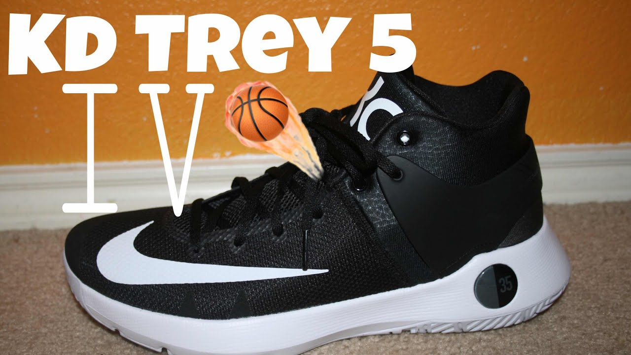 e072e85ec32a KD Trey 5 IV Review - YouTube