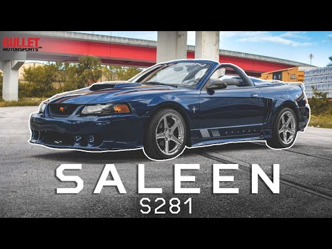 The Infamous Ford Mustang SALEEN S281 That You Didn't Know Existed [4k] | REVIEW SERIES