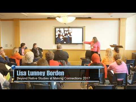 AM3 - Beyond native studies - Lisa Lunney Borden