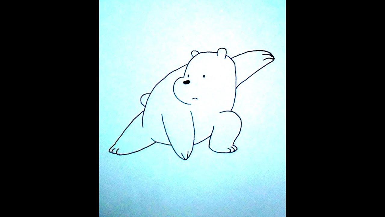 How To Draw Polar, Como Desenhar Polar, Como Dibujar Polar