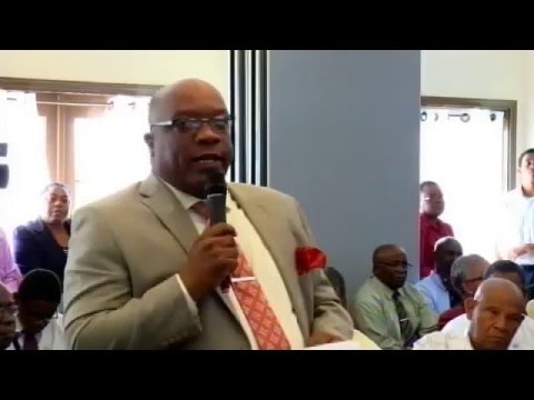 Prime Minister Dr. Timothy Harris introduces St.Kitts-Nevis' NEW E-Government Portal