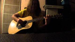 "Soulfly - ""Tree Of Pain"" acoustic rendition by \M/ACAZAN"