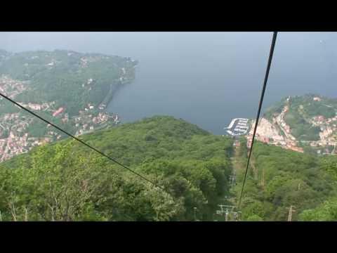 The CableWay of Lake Maggiore