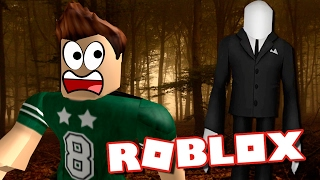SLENDERMAN EN ROBLOX | Stop it Slender 2 Roblox Español