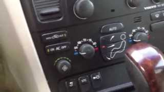 2004 Volvo S80 Official Test Drive Video Tour Starting Up D