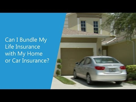 Can I Bundle My Life Insurance with My Home or Car Insurance? (LifeStages FB Event)