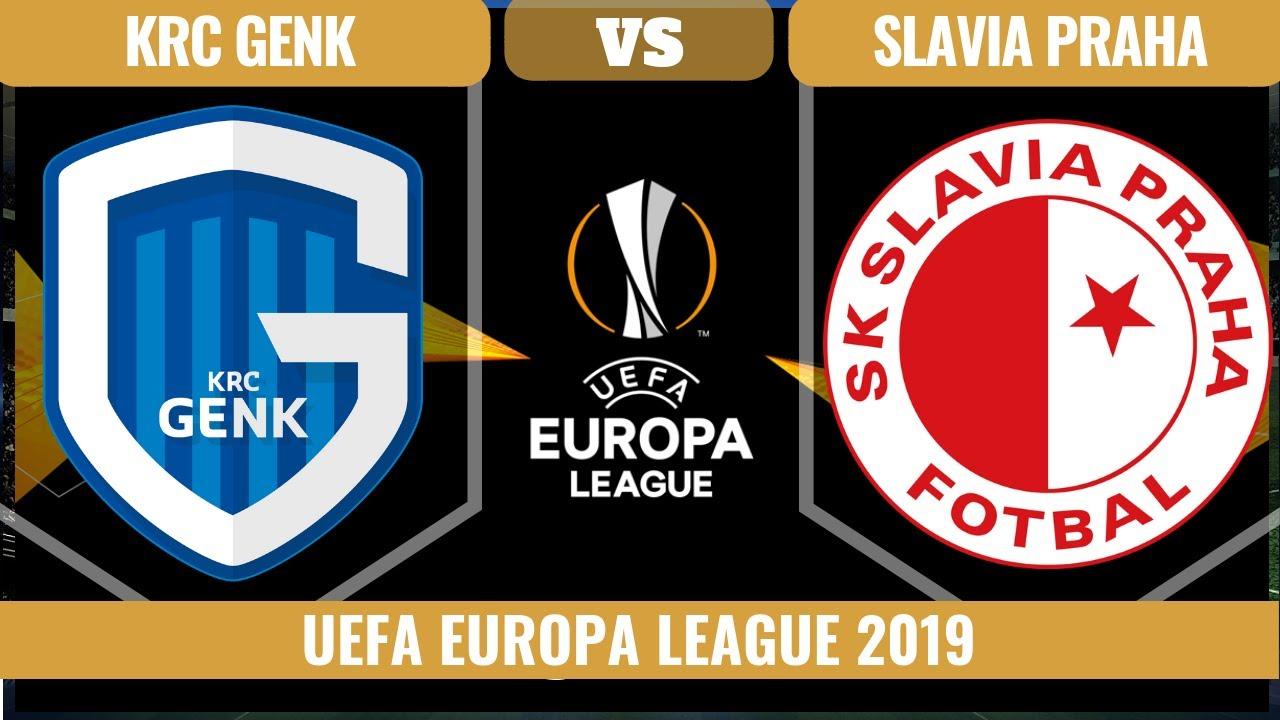 Slavia Praha Hd: KRC Genk Vs Slavia Praha Live 2019🔴